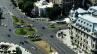 Bukarest timelapse antenn