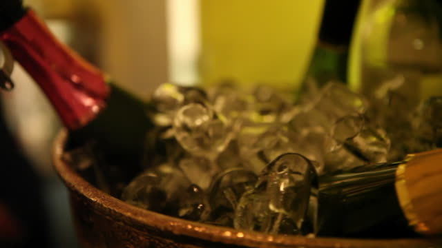 MS Buckey of ice with champagnes / Sao Paulo, Brazil