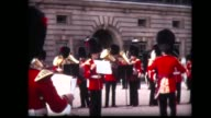 1966 Buckingham Palace Marching Band