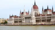 Budapest Hungarian Parliament Building