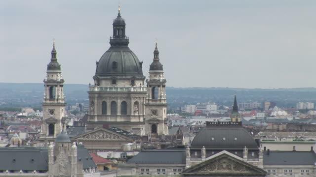 BudapestSaint Stephen's Basilica in Budapest Hungary