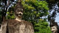 Buddhistische Figur