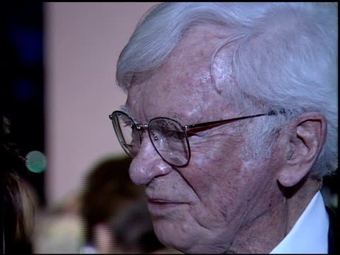 Buddy Ebsen at the Beverly Hills Hotel Reopening at the Beverly Hilton in Beverly Hills California on June 3 1995
