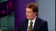 reaction and analysis ENGLAND London GIR Danny Alexander MP and Rachel Reeves MP interview SOT respond to aspects of 2012 Budget including reduction...