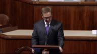 Buffalo New York area Congressman Brian Higgins says in the well of the House that Wells Fargo perpetrated misconduct against millions of its own...