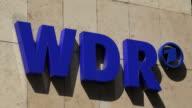 WDR Building at Wallrafplatz, Cologne, North Rhine Westphalia, Germany