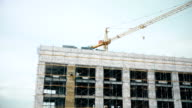 Building construction in central asia