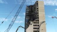 WS Building demolition / Chicago, Illinois, USA