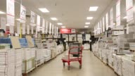 Building Materials in retail space