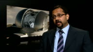 Building of world's largest telescope ENGLAND Oxford INT Dr Niranjan Thatte interview SOT