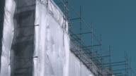 Building Renovation Exterior