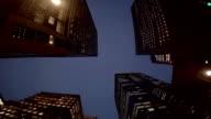 Gebäude-Zeitlupe