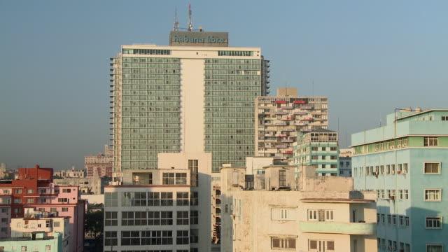 WS Buildings in downtown Vedado / Havana, Cuba