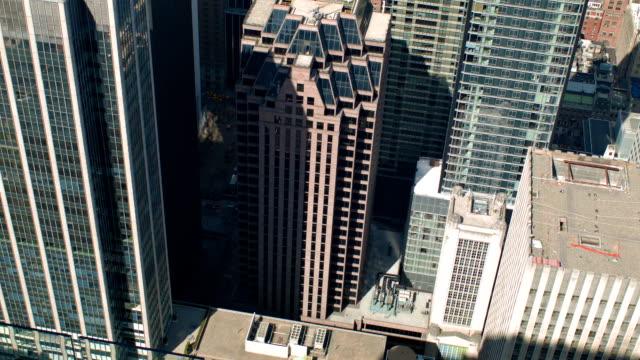Buildings in New York