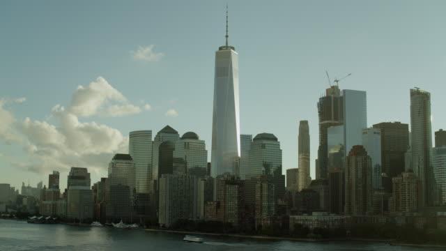 Buildings In NYC's Lower Manhattan