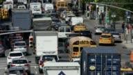 NYC buildings tilt down to 23rd Street peak traffic