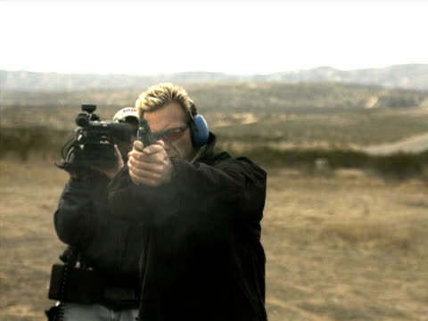 Bullet Fired Toward HIgh Speed Camera Pt. IIII