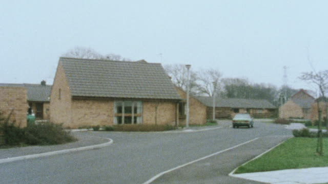 1983 MONTAGE Bungalows in assisted living community / Penwortham, England, United Kingdom