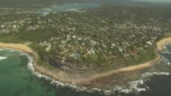 Bungan Head, NSW, Australia, from the air