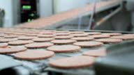 Burger Line Prouction Focus