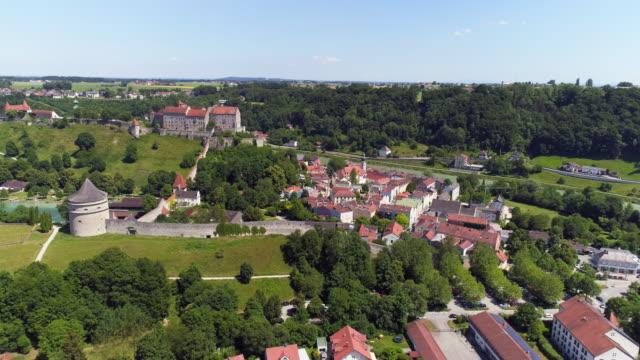 Burghausen In Upper Bavaria