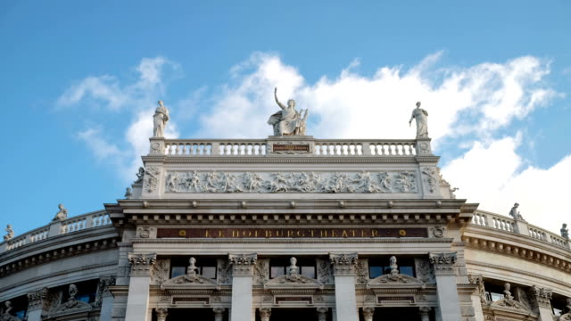 Burgtheater Wien-Zeitraffer