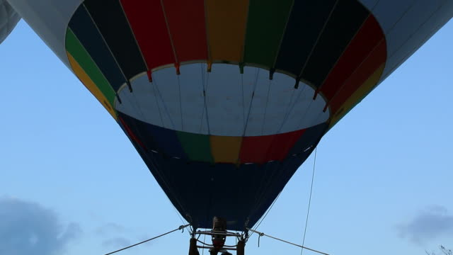 Burner of hot air balloon