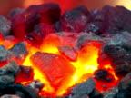 Bruciare carbone