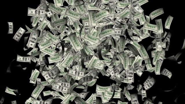 Burst of Dollars V1 with Alpha