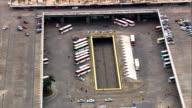 Bus Station  - Aerial View - Federal District, Brasília, Brazil