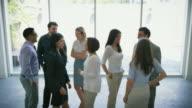 Business Brainstorming-Treffen