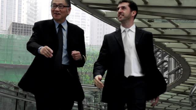 Business Deal Hong Kong