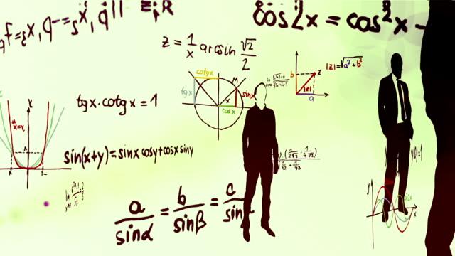 Geschäft-Gleichungen