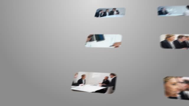 Business mediascreens