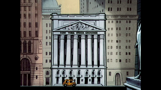 Business owner at the New York Stock Exchange