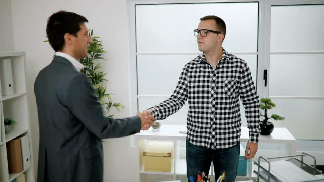 Business Partner sprechen