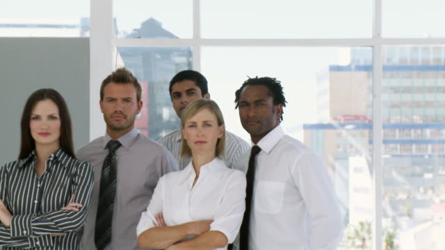 MS PAN Business people in office / Cape Town, South Africa