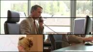 HD-LOOP MONTAGE: Business-Präsentation