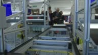 Business Secretary Greg Clark tours WMG and interview Business Secretary Greg Clark tours WMG and interview WMG and Clark shown around and looking at...