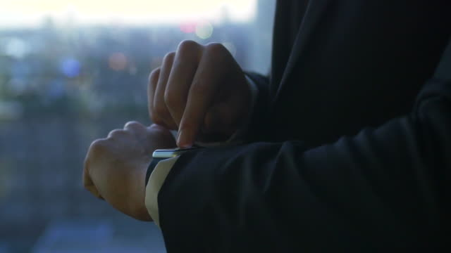 Business smartwatch