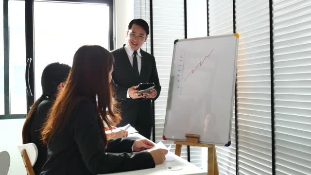 Business training class