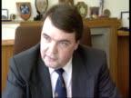 UK businessmen accused of plot to export nuclear detonators CMS Douglas Tweddle at desk CMS Douglas Tweddle intvwd SOF Capacitators were headed for...