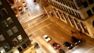 Busy Intersection Time Lapse