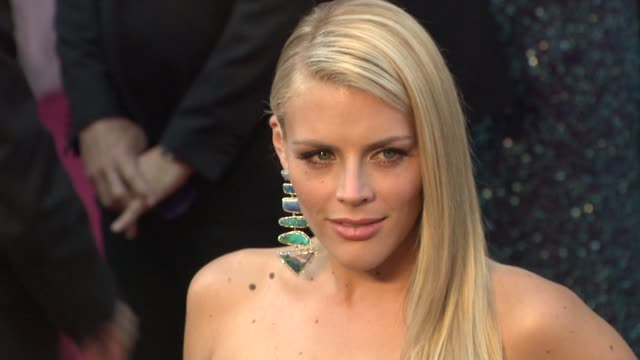 Busy Philipps at 84th Annual Academy Awards Arrivals on 2/26/12 in Hollywood CA
