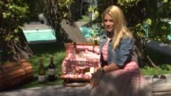 Busy Philipps at Clos Du Bois Chic Picnique By Tracy Reese Launch on 3/13/12 in Los Angeles CA