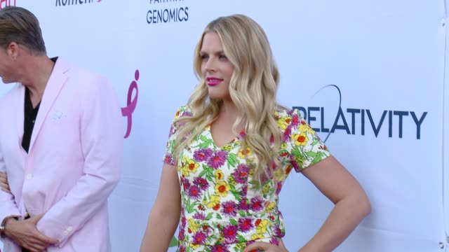 Busy Philipps at Pathway To The Cure For Breast Cancer A Fundraiser Benefiting Susan G Komen at Santa Monica Airport on June 11 2014 in Santa Monica...