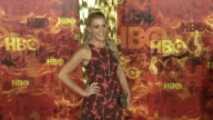 Busy Philipps at the 2015 HBO Emmy After Party at The Plaza at the Pacific Design Center on September 20 2015 in Los Angeles California