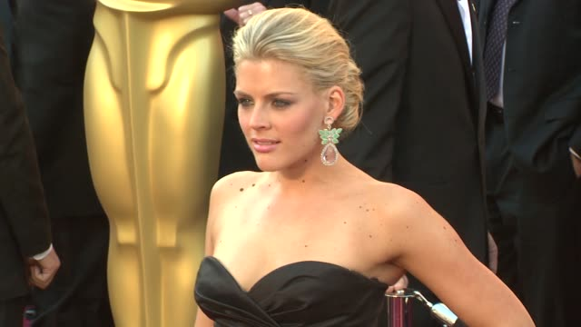 Busy Philipps at the 83rd Annual Academy Awards Arrivals at Hollywood CA