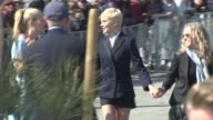 Busy Philipps Michelle Williams at the 2012 Film Independent Spirit Awards Arrivals on 2/25/12 in Santa Monica CA