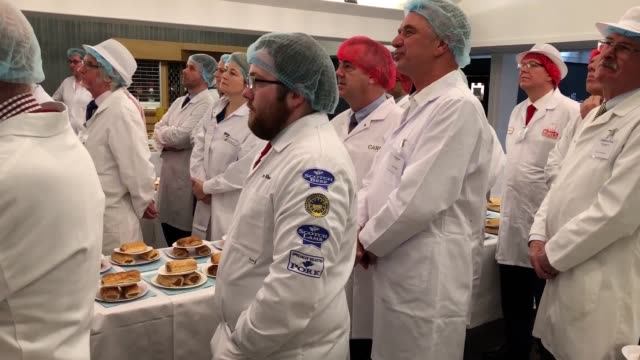 Butchers and bakers have put their best products to the test as judging took place for the 19th annual World Scotch Pie Championships Hundreds of...